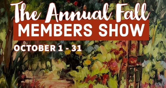 Art Association Fall Members Show