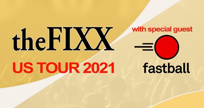 The FIXX & Fastball