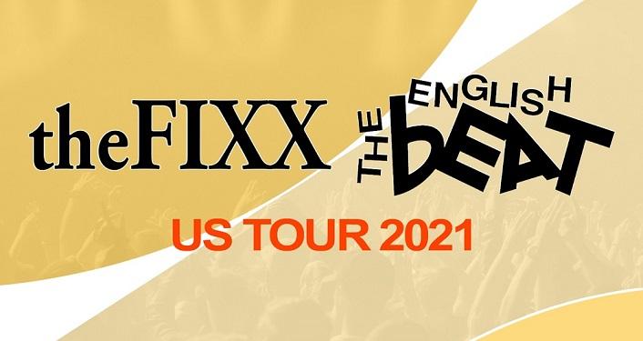 The Fixx & The English Beat