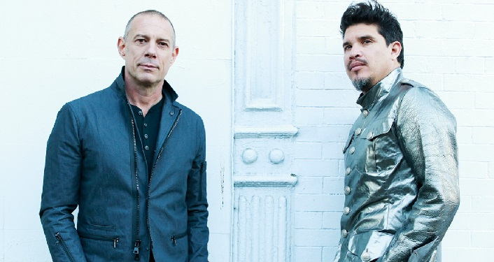 Thievery Corporation at The Backyard Stage