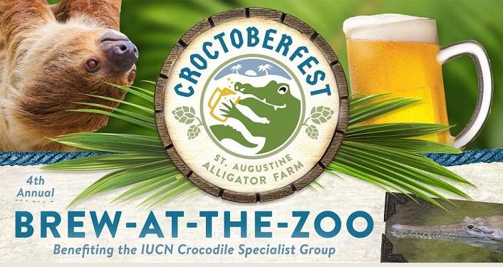 CROCtoberfest Brew at the Zoo 2021