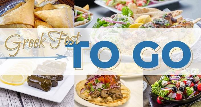 St Augustine Greek Fest To Go