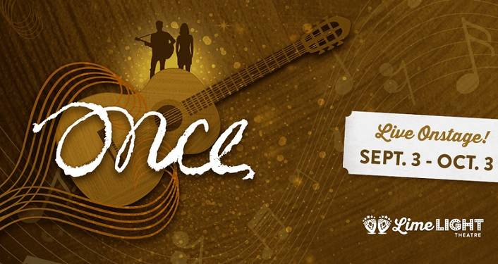Musical Once at Limelight Theatre