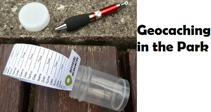 Geocaching in the Park
