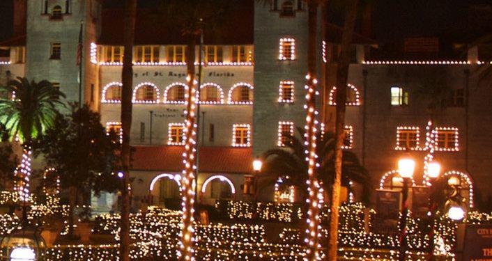 St. Augustine Nights of Lights 2021-2022