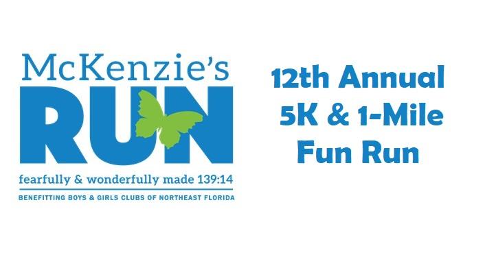 12th Annual McKenzie's Run