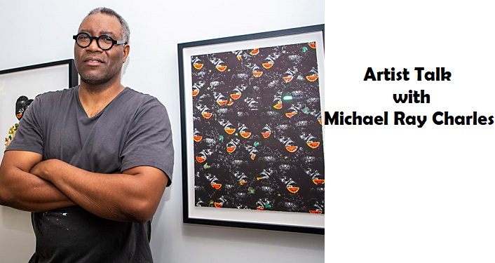 Artist Talk with Michael Ray Charles