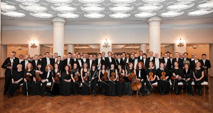 EMMA Concert Series - Russian National Orchestra