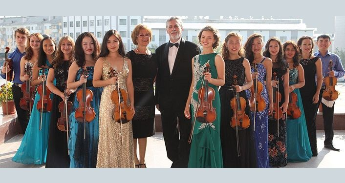EMMA Concert Series - Siberian Virtuosi