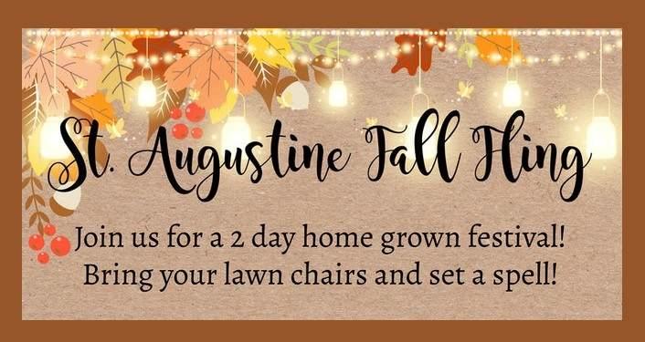St Augustine Fall Fling