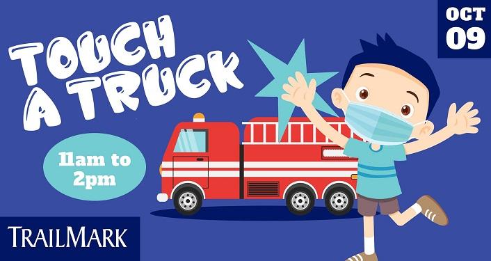 TrailMark Touch-A-Truck