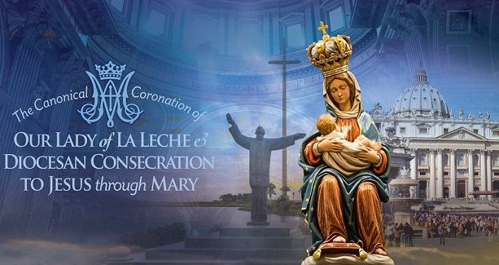 Canonical Coronation of Our Lady of La Leche