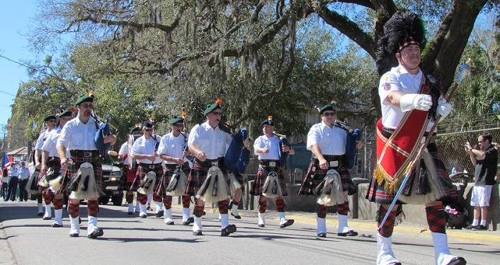 St Patricks Day Parade 2022