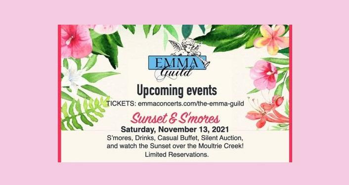 Sunset & S'mores Fundraiser