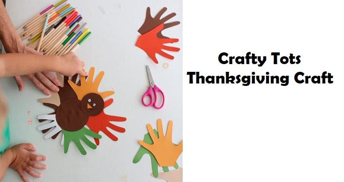 Crafty Tots - Thanksgiving Craft