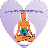 St. Augustine International Yoga Day