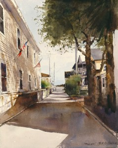 St._Augustine-watercolor-18x14.5