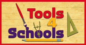 Tools 4 Schools Logo
