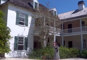 Ximenez-Fatio House Musuem - exterior photo