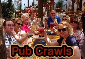 St. Augustine Historic Walking Tours Pub Crawl